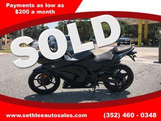 2012 Kawasaki EX250   city FL  Seth Lee Corp  in Tavares, FL