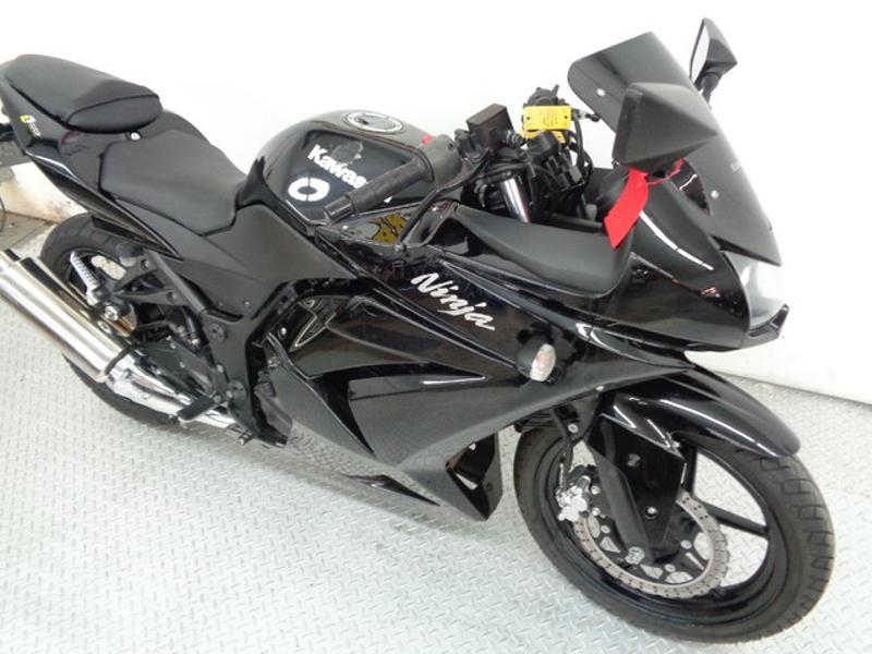2009 Kawasaki Ninja 250   Oklahoma  Action PowerSports  in Tulsa, Oklahoma