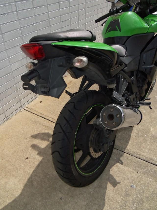 2009 Kawasaki Ninja 250R Daytona Beach, FL 14
