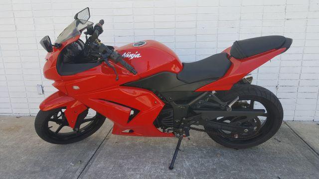 2009 Kawasaki Ninja 250R Daytona Beach, FL 4