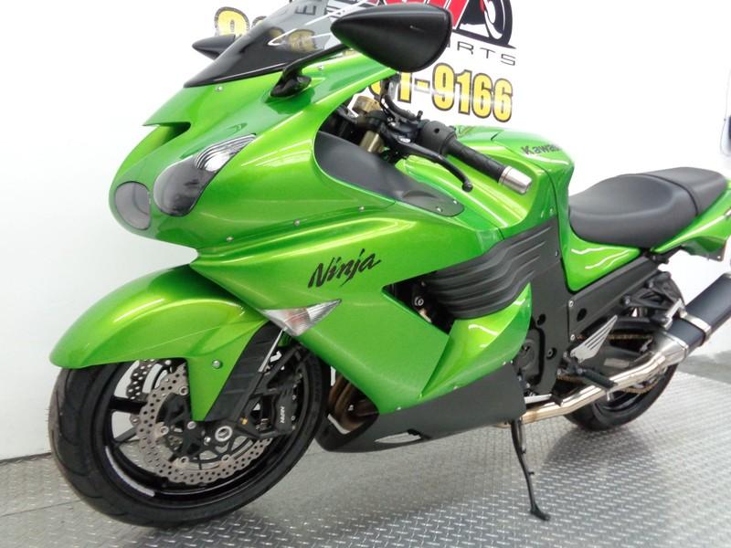 2009 Kawasaki Ninja ZX-14R   Oklahoma  Action PowerSports  in Tulsa, Oklahoma