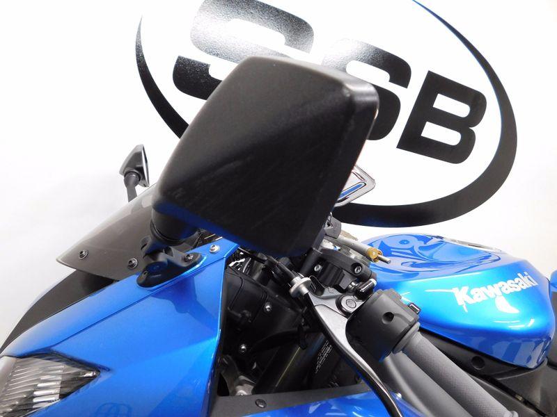 2009 Kawasaki Ninja ZX6R  in Eden Prairie, Minnesota