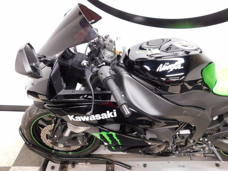 2009 Kawasaki Ninja ZX6R M.E.  in Eden Prairie, Minnesota