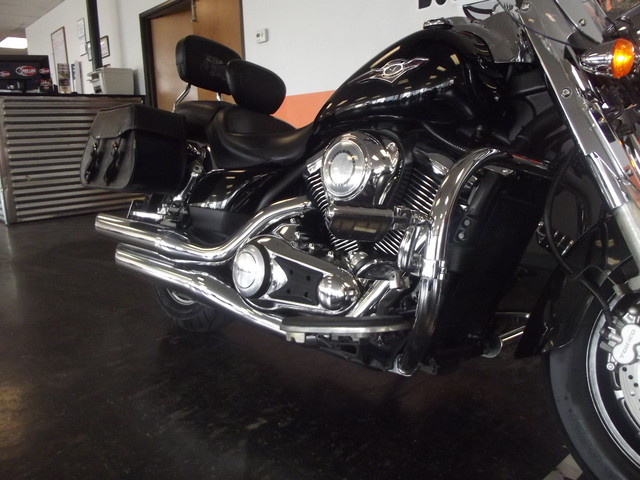 2009 Kawasaki Vulcan® 1700 Classic Arlington, Texas 1