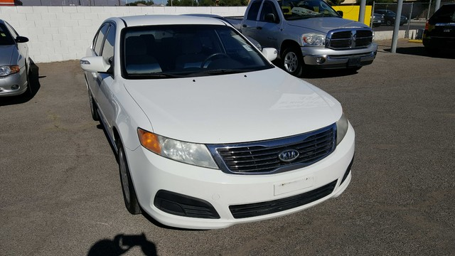Used Cars in Las Vegas 2009 Kia Optima