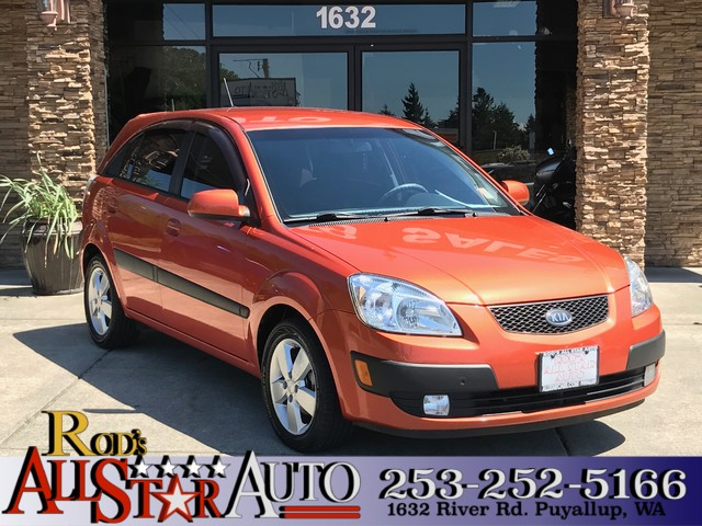 2009 Kia Rio SX The CARFAX Buy Back Guarantee that comes with this vehicle means that you can buy