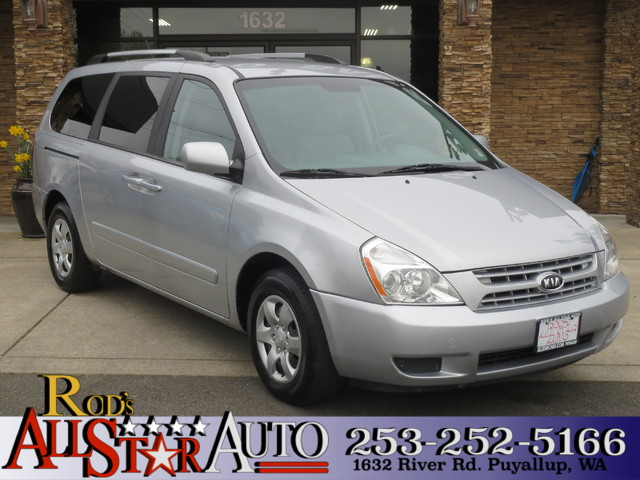 2009 Kia Sedona LX The CARFAX Buy Back Guarantee that comes with this vehicle means that you can b