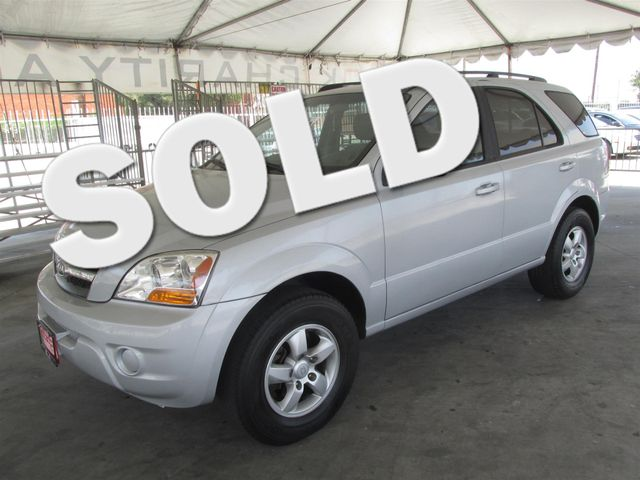 2009 Kia Sorento LX Please call or e-mail to check availability All of our vehicles are availab