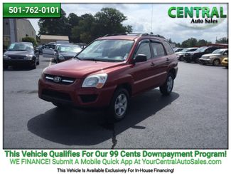 2009 Kia Sportage LX | Hot Springs, AR | Central Auto Sales in Hot Springs AR