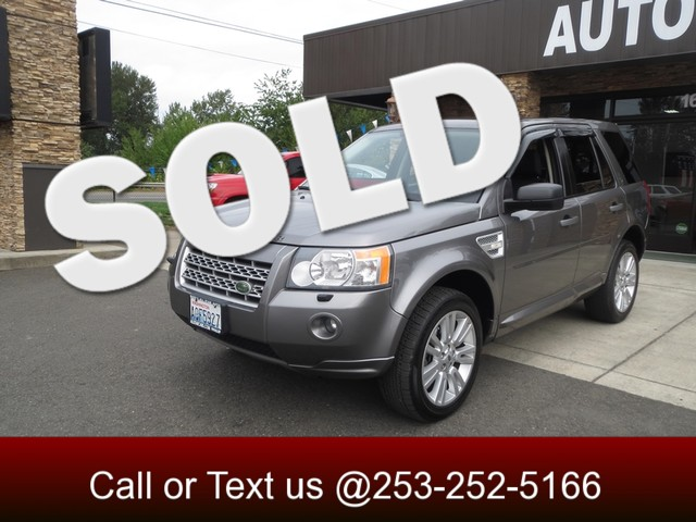 2009 Land Rover LR2 HSE The CARFAX Buy Back Guarantee that comes with this vehicle means that you