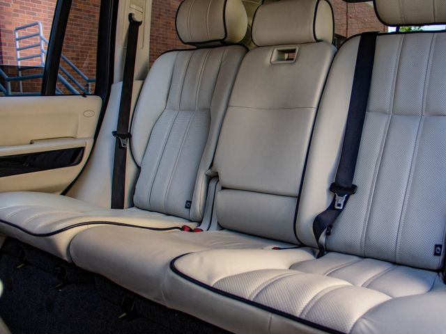 2009 Land Rover Range Rover SC Burbank, CA 12