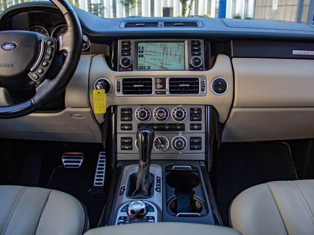 2009 Land Rover Range Rover SC Burbank, CA 23