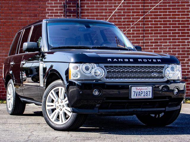 2009 Land Rover Range Rover SC Burbank, CA 1