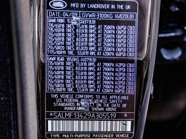 2009 Land Rover Range Rover SC Burbank, CA 45