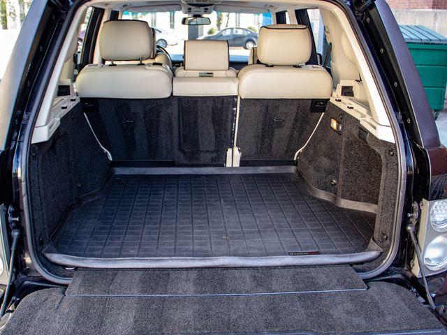 2009 Land Rover Range Rover SC Burbank, CA 39