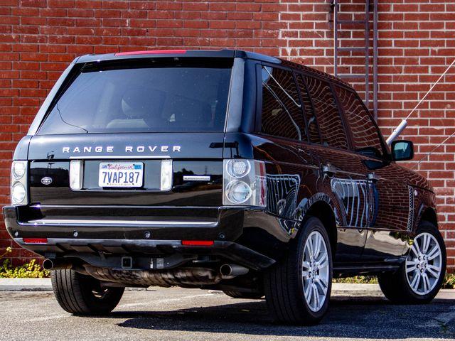 2009 Land Rover Range Rover SC Burbank, CA 5