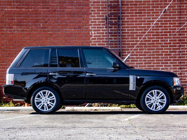 2009 Land Rover Range Rover SC Burbank, CA 6