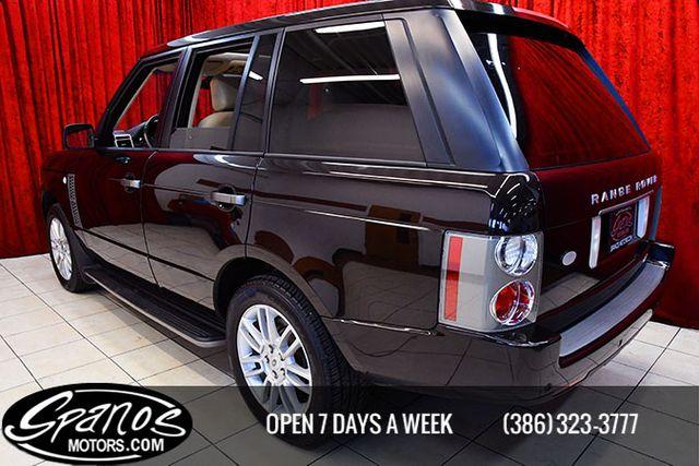 2009 Land Rover Range Rover HSE Daytona Beach, FL 65