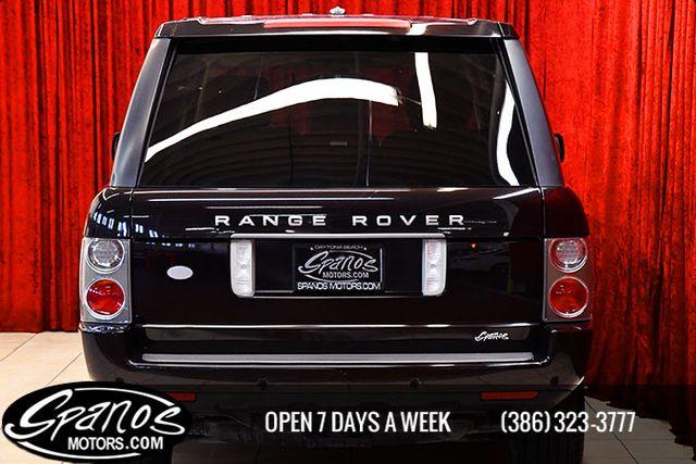 2009 Land Rover Range Rover HSE Daytona Beach, FL 4