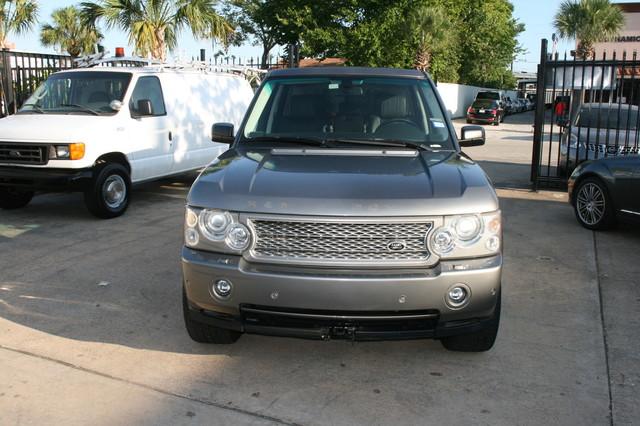 2009 Land Rover Range Rover SC Houston, Texas 0