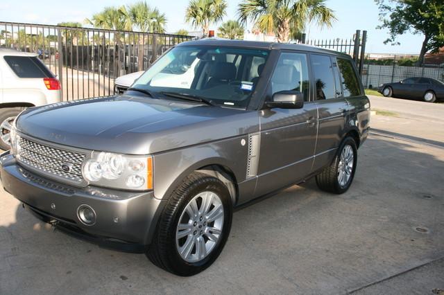 2009 Land Rover Range Rover SC Houston, Texas 1