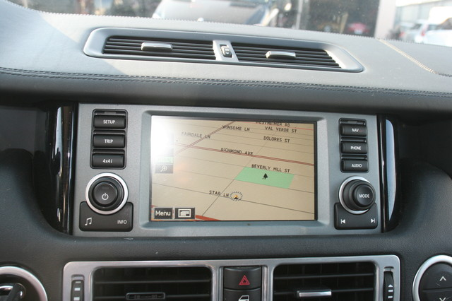 2009 Land Rover Range Rover SC Houston, Texas 9