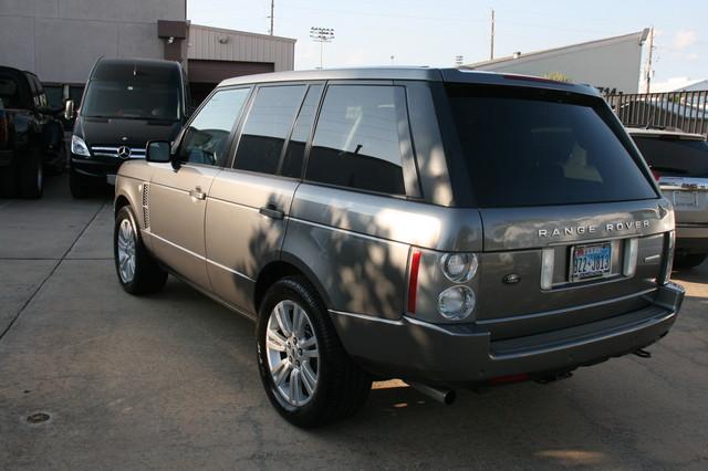 2009 Land Rover Range Rover SC Houston, Texas 2