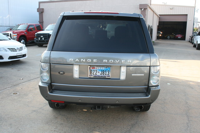 2009 Land Rover Range Rover SC Houston, Texas 3