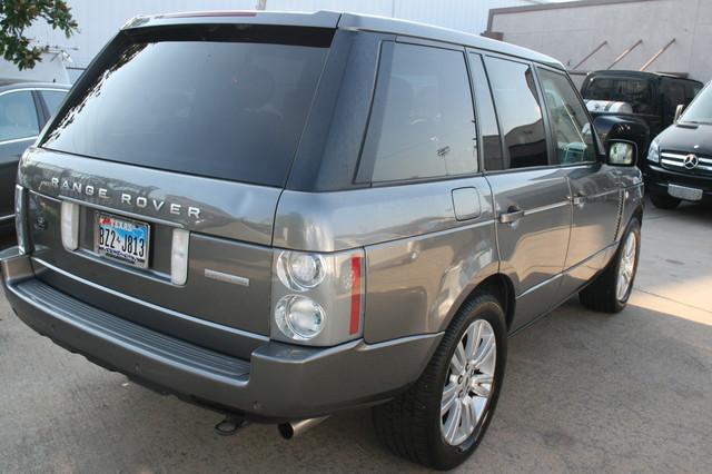 2009 Land Rover Range Rover SC Houston, Texas 5