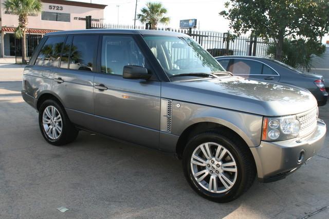 2009 Land Rover Range Rover SC Houston, Texas 6