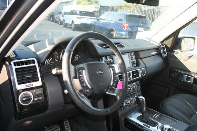 2009 Land Rover Range Rover SC Houston, Texas 8