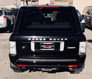 2009 Land Rover Range Rover SC LINDON, UT 5
