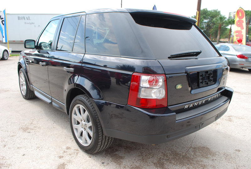 2009 Land Rover Range Rover Sport HSE  Brownsville TX  English Motors  in Brownsville, TX
