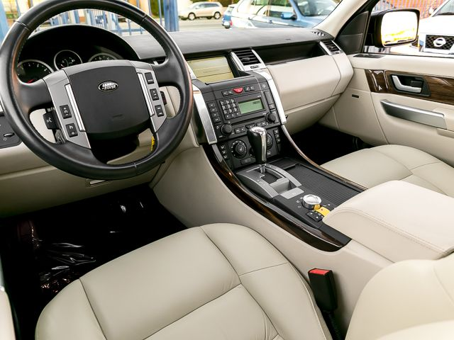 2009 Land Rover Range Rover Sport SC Burbank, CA 10