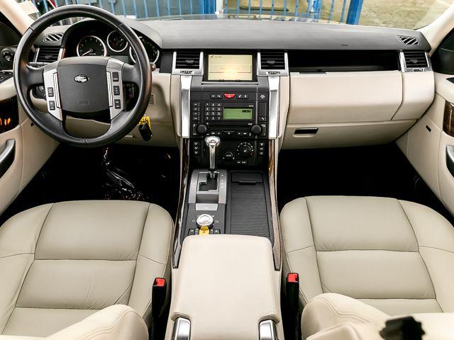 2009 Land Rover Range Rover Sport SC Burbank, CA 8