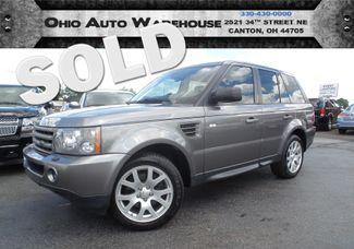 2009 Land Rover Range Rover Sport HSE 4x4 Navi Sunroof Cln Carfax We Finance   Canton, Ohio   Ohio Auto Warehouse LLC in  Ohio