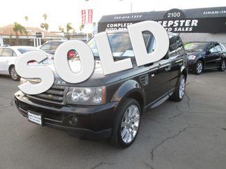 2009 Land Rover Range Rover Sport HSE Costa Mesa, California