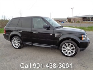 2009 Land Rover Range Rover Sport HSE Navigation & Sunroof in  Tennessee