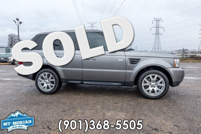 2009 Land Rover Range Rover Sport HSE | Memphis, Tennessee | Tim Pomp - The Auto Broker in Memphis Tennessee