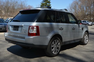 2009 Land Rover Range Rover Sport HSE Naugatuck, Connecticut 4