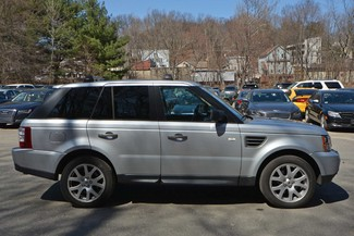 2009 Land Rover Range Rover Sport HSE Naugatuck, Connecticut 5