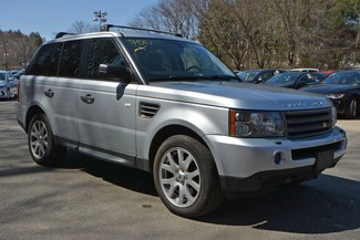 2009 Land Rover Range Rover Sport HSE Naugatuck, Connecticut 6