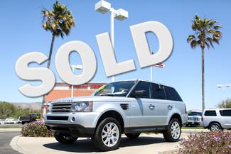 2009 Land Rover Range Rover Sport in San Luis Obispo California