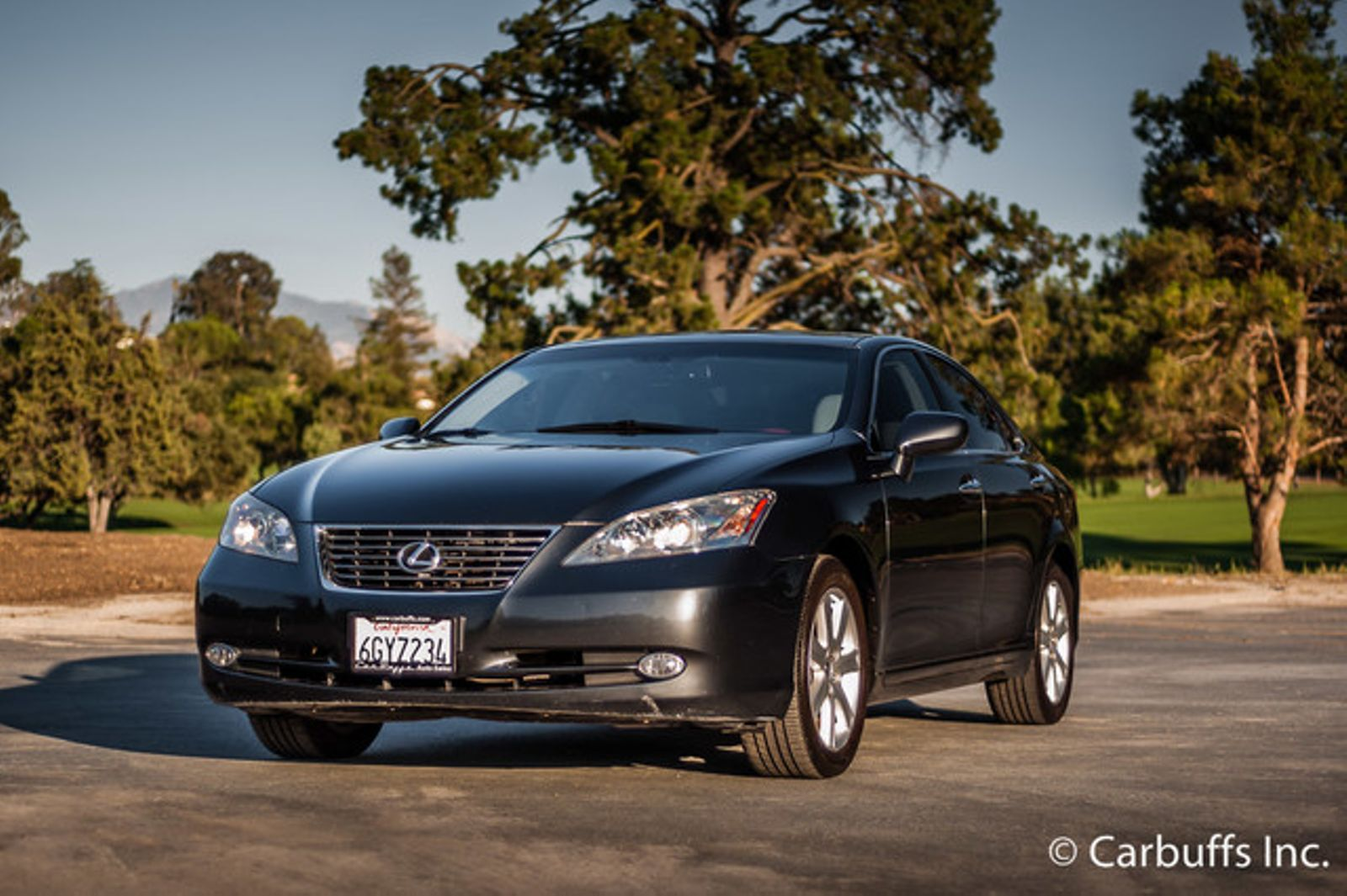 2009 lexus es 350 sedan concord ca carbuffs concord ca 94520. Black Bedroom Furniture Sets. Home Design Ideas