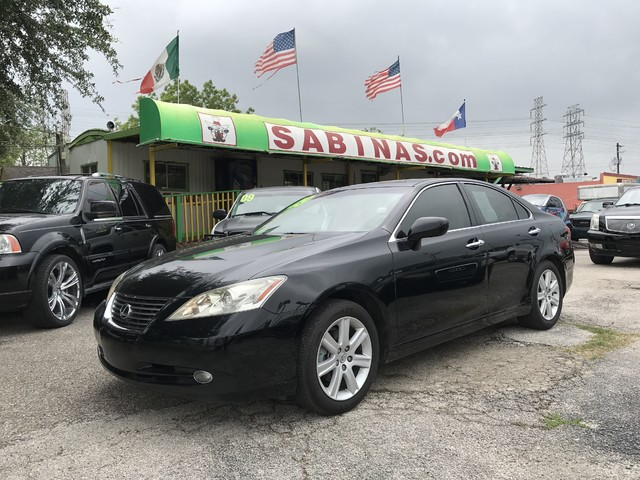 2009 Lexus ES 350 Houston, TX 0