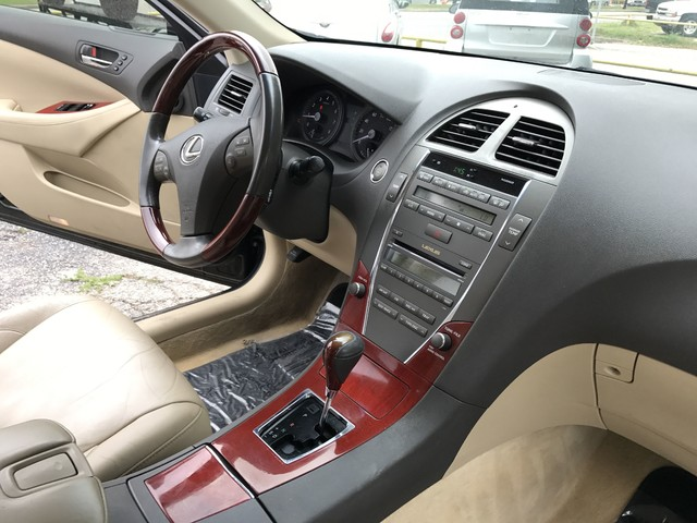 2009 Lexus ES 350 Houston, TX 14