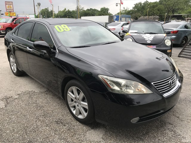 2009 Lexus ES 350 Houston, TX 3