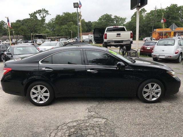 2009 Lexus ES 350 Houston, TX 4