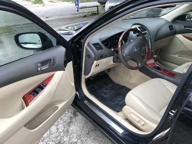 2009 Lexus ES 350 Houston, TX 8