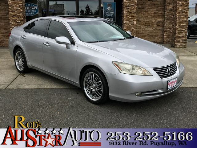 2009 Lexus ES 350 The CARFAX Buy Back Guarantee that comes with this vehicle means that you can bu